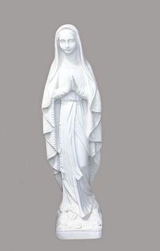 Free Graveside Statue. Royalty Free Stock Photo - 22113625