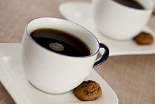 Free Coffee And Cookies Stock Photos - 22114463