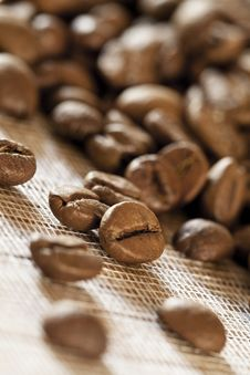 Free Coffee Beans Stock Images - 22114694