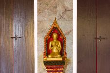 Free Buddha Statue Stock Images - 22115194