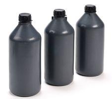 Free Black Plastic Bottle Stock Photos - 22118083