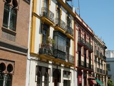 Free Seville-Spain Royalty Free Stock Image - 22118236