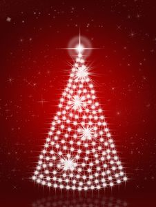 Free Christmas Tree Royalty Free Stock Photo - 22118305
