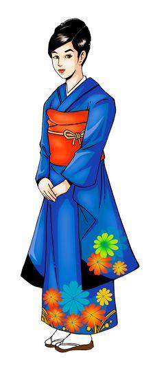 Free Kimono Stock Photos - 22119493