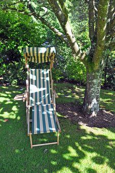 Free The Garden Seat Royalty Free Stock Photo - 22119815