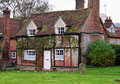Free Timber Framed English Village Cottage Stock Photography - 22127182