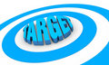 Free Concept Of Target Stock Images - 22127544