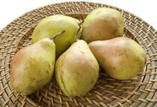 Free Pears Royalty Free Stock Photos - 22121098