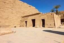 Free Temple Complex Of Karnak, Egypt Stock Image - 22121611