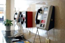 Free Public Telephone Stock Image - 22125301