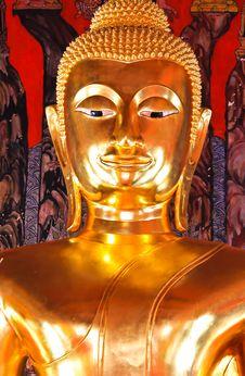 Free Golden Buddha Royalty Free Stock Images - 22127489
