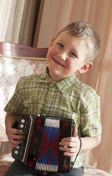 Free The Little Boy Stock Photos - 22128313