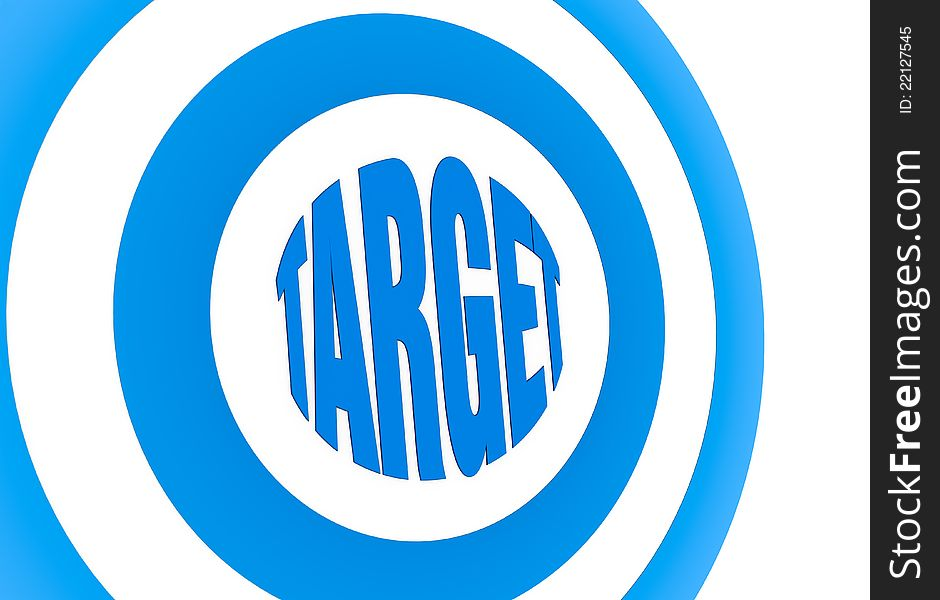 Concept of target