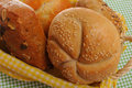 Free Close Up Of Bread Rolls Stock Images - 22136004