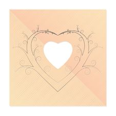 Free Valentine Card Royalty Free Stock Images - 22131269