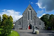 Free St.Mary Church.Clogheen Royalty Free Stock Images - 22131739