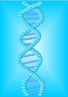 DNA Helix Stock Photos