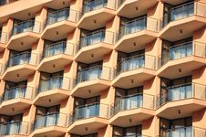 Free Windows And Balconies Geometry Stock Images - 22135944