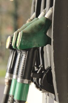Free Fuel Pump Stock Photo - 22135970