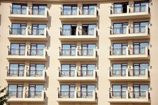 Free Windows And Balconies Stock Photography - 22136192