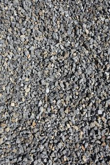 Free Gray Gravel Background Stock Photo - 22139120