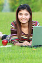 Free Asian College Student Stock Image - 22148321