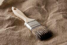 Free Bristle Brush Royalty Free Stock Image - 22142646