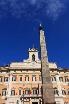 Free Piazza Del Popolo.Rome Stock Photography - 22153332