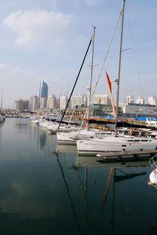Free Marina Stock Image - 22156041