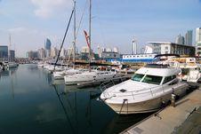 Free Marina Stock Image - 22156101