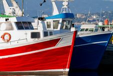 Free Boats Royalty Free Stock Photos - 22161498