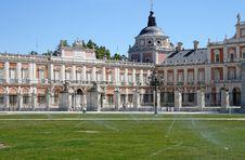 Free Aranjuez Royalty Free Stock Photo - 22168155