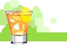Free Orange Juice Royalty Free Stock Photos - 22169818