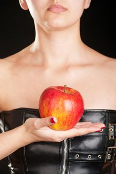 Free Fetish Apple Stock Photo - 22171090