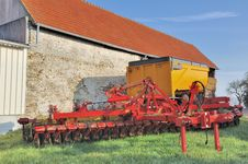 Free Agricultural Equipment Royalty Free Stock Images - 22171129