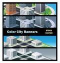 Free Urban Buildings Royalty Free Stock Image - 22186856