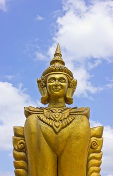 Free Burmese Sculpture Stock Photos - 22180193