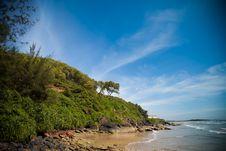 Free Beautiful Beach Of Ocean Stock Photos - 22184583