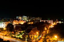 Free Night Scence At Pattaya, Thailand. Stock Photo - 22184860