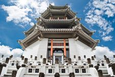 Free Chinese Temple . Royalty Free Stock Photos - 22185148