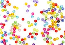 Free Colorful Beads Stock Photo - 22186040