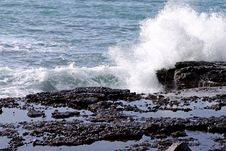 Free Rough Sea Stock Photography - 22186852