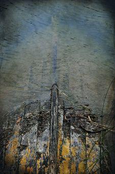 Free Sunken Boat Stock Images - 22187864