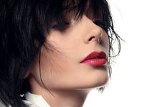 Free Portrait Of A Beautiful Female Model Stock Photo - 22188160