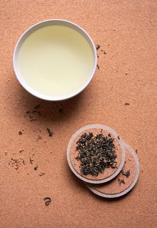 Free Green Tea Stock Images - 22188324