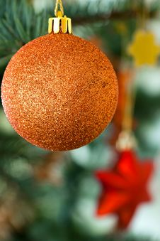 Free Christmas Ornament Royalty Free Stock Images - 22188559