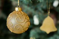 Free Christmas Ornament Royalty Free Stock Photo - 22188575