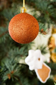 Free Christmas Ornament Royalty Free Stock Images - 22188629