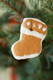 Christmas Ornament Stock Photography