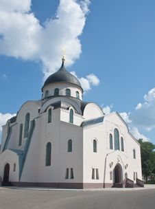 Free Christian Orthodox Church Stock Images - 22194434